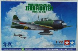 "Tamiya 60785 Mitsubishi A6M3/3a Zero Fighter Model 22 ""Zeke"""
